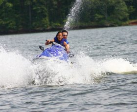 Dive Into Your Vacation at Lake Gaston, NC