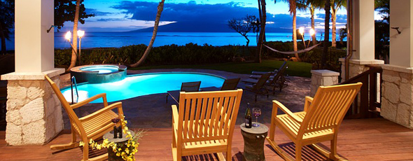 5 Luxury Vacation Rentals